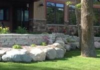 Boulder & Retaining Walls